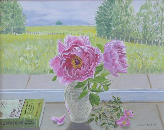 Tree Peonies, Tourneferie