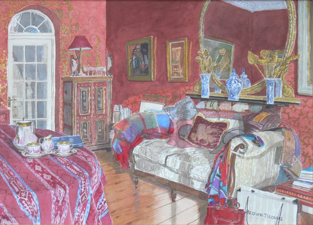 The Red Room - SOLD