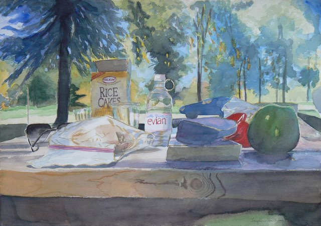 Alfresco (unframed)