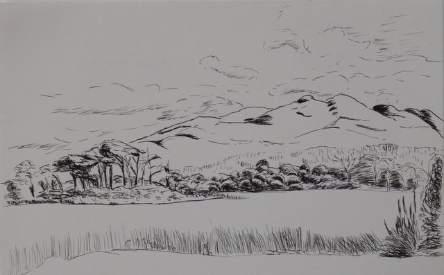Lough Gill, Sligo (unframed) - SOLD
