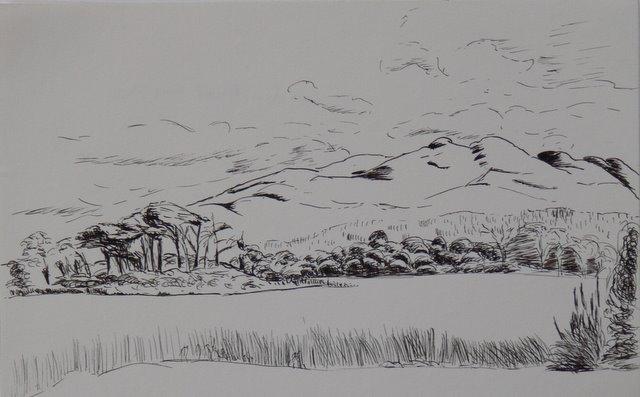 Lough Gill, Sligo (unframed) - SOLD