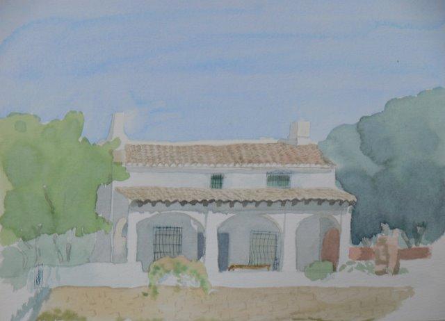 Casa Madelena, Altea (unframed)