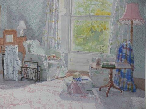 In the Bedroom, Avening