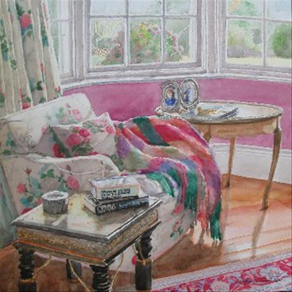Morning in the drawing-room, Bunclody