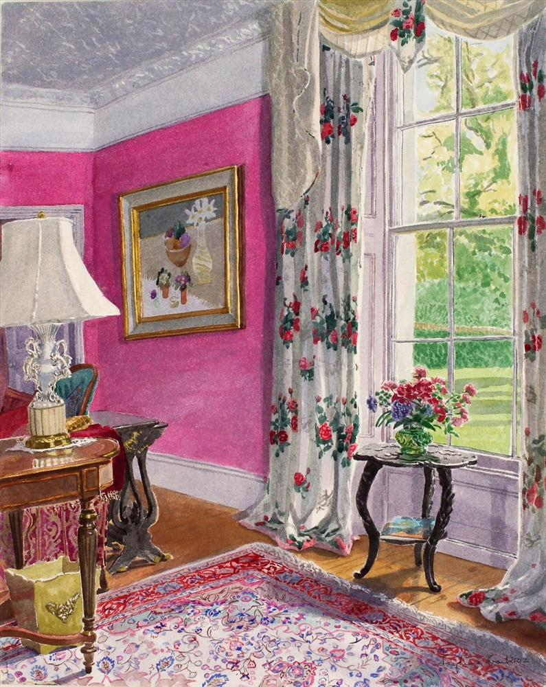 Summer in the Drawingroom, Bunclody