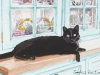 Finzi on the Dresser - SOLD