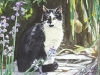 Max in The Bluebells - SOLD