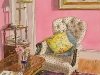 The yellow cushion - SOLD