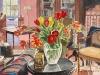 Tulips, Tourneferie